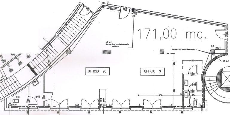 Ufficio 171m