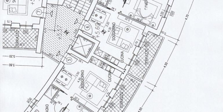 Appartamento 6 e 5